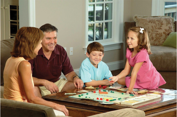Best Games for Families