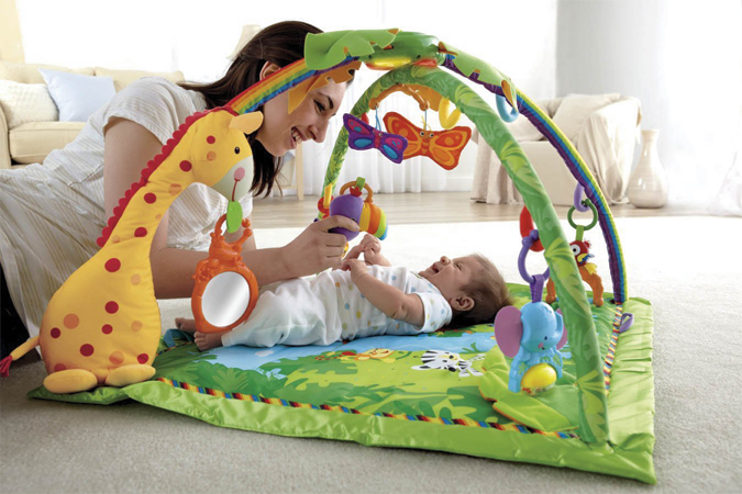 best baby play mat in 2018 reviews and ratings. Black Bedroom Furniture Sets. Home Design Ideas