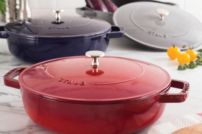 Le Creuset Frying Pan No Longer Non Stick