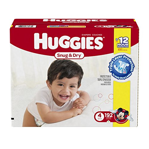Best Baby Diapers in 2017 - Reviews and Ratings