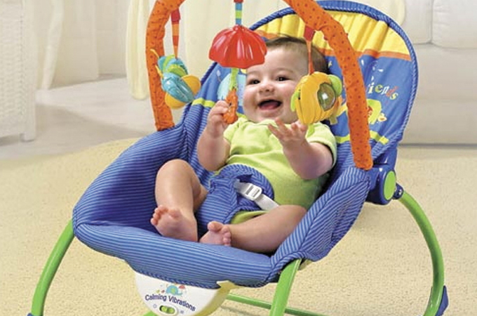 57fb210706e0 Best Baby Bouncer Seat in 2018 - Reviews and Ratings