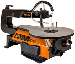Best scroll saw in 2018 scroll saw reviews blade changes are easy and safe the extra cutting capacity outdoes many of its competitors making it a lot better than your average scroll saw greentooth Choice Image