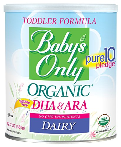 Baby's Only Organic Dairy
