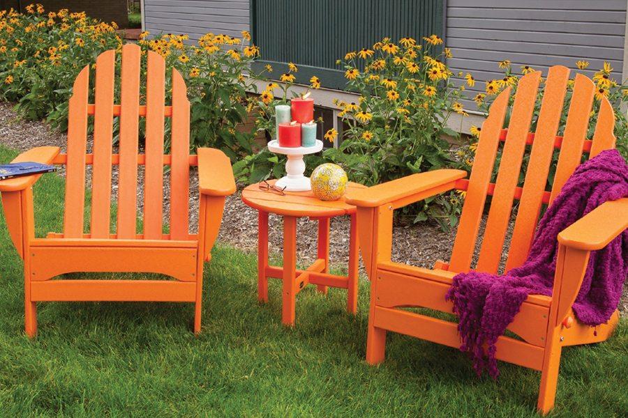 Garden Adirondack Chairs