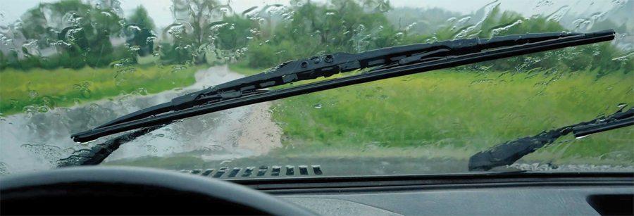 Rain Windshield Wiper Blades