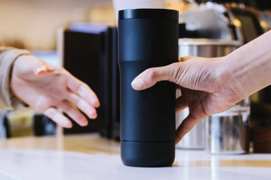 Sharing Travel Mug