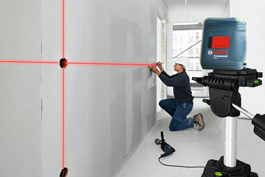 How Laser Level Helps In Interior Decoration