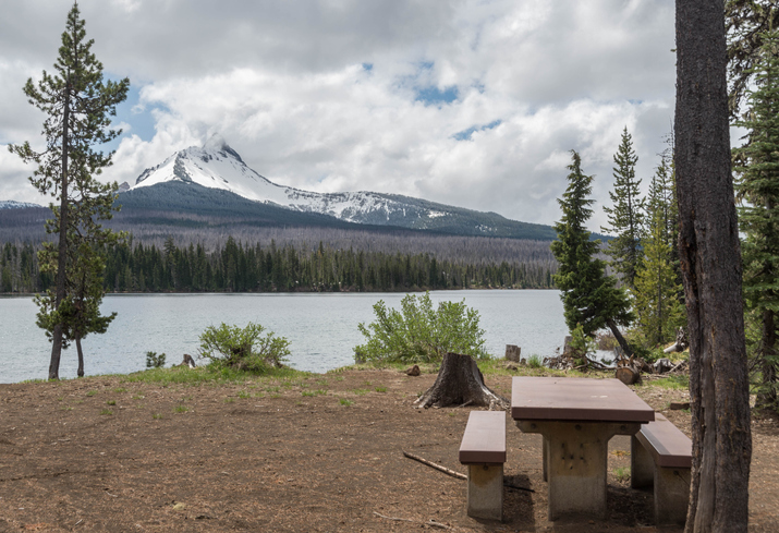 best places to camp in oregon