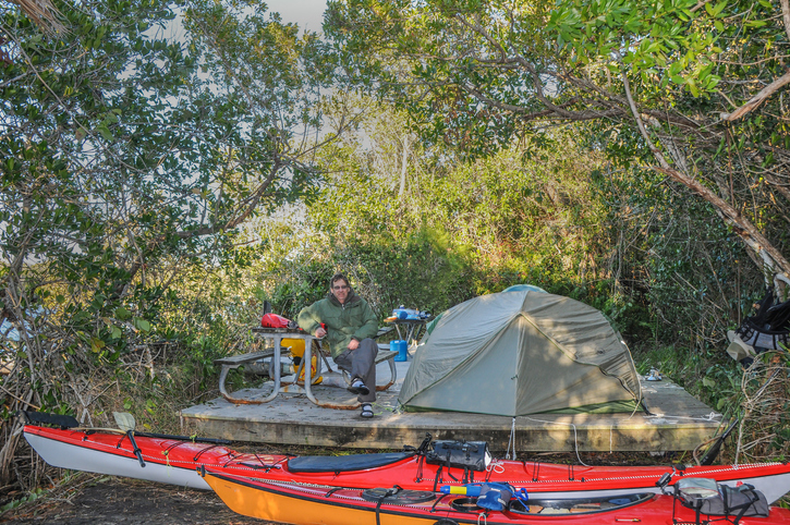 Best Places to Camp in Florida