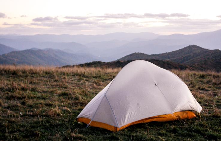 Camping in North Carolina