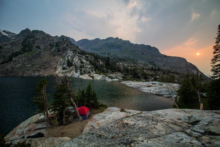 Montana Camping
